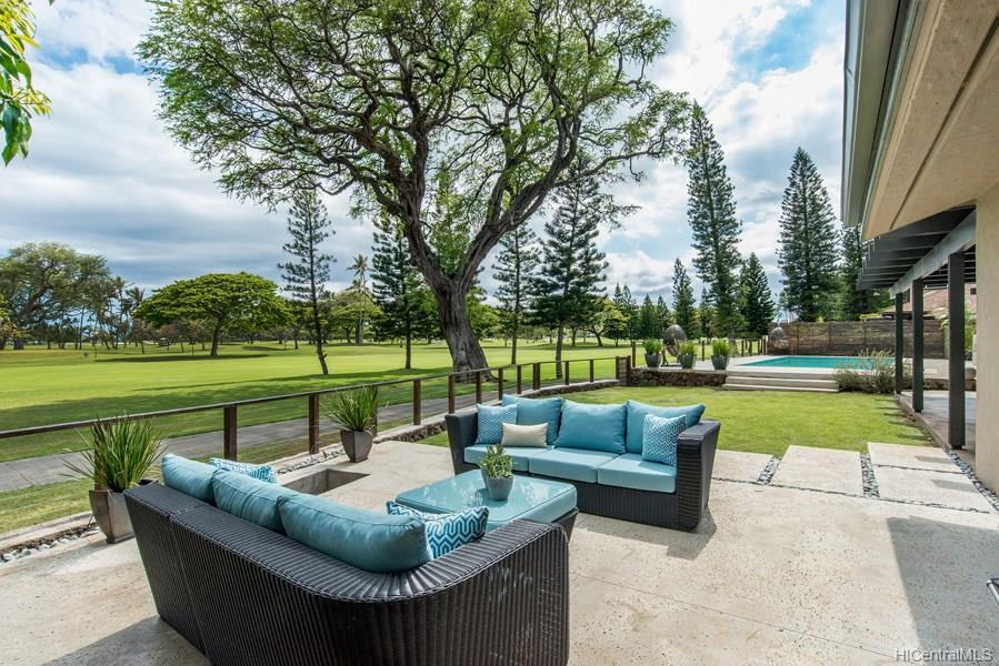 4817 Kamoku Way on Waialae Golf Course