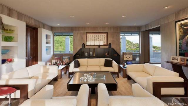 Albert Ives Makiki Heights Home