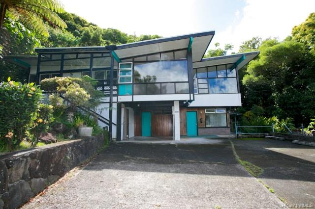 Alfred Preis Home at 3247 Melemele Place in Manoa