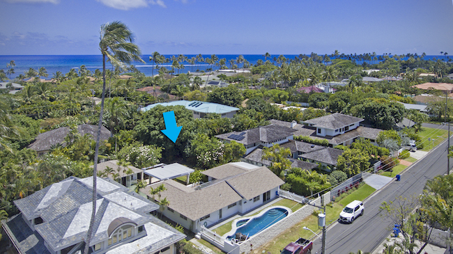 Aukai Auction home in Kahala