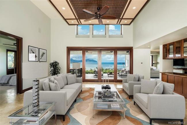 Bayview Haven Place Custom Home in Kaneohe