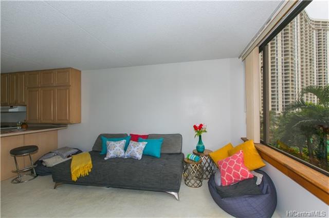 Chateau Waikiki condo for $415k