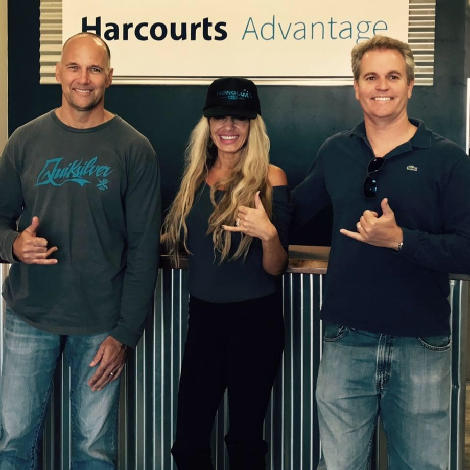 Harcourts Advantage Office Visit