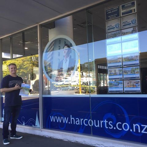 Harcourts Wellington