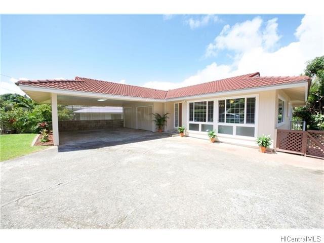 Keolu Hills Home for $759,000