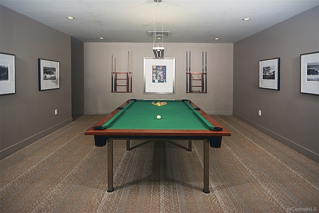 Koolani Billiards Room