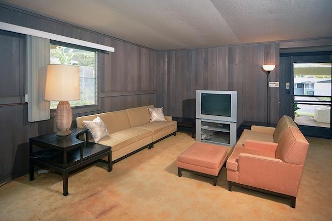 Liula Mid Century Living Room