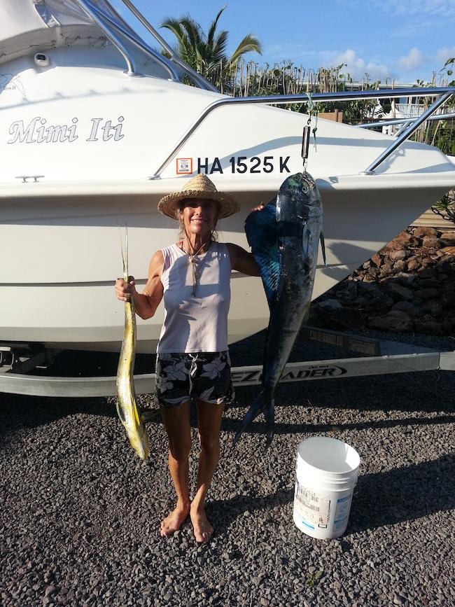 Lorraine Fishing