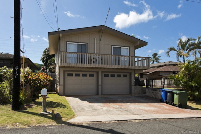 Another Momilani Home in Pearl City built in 1959