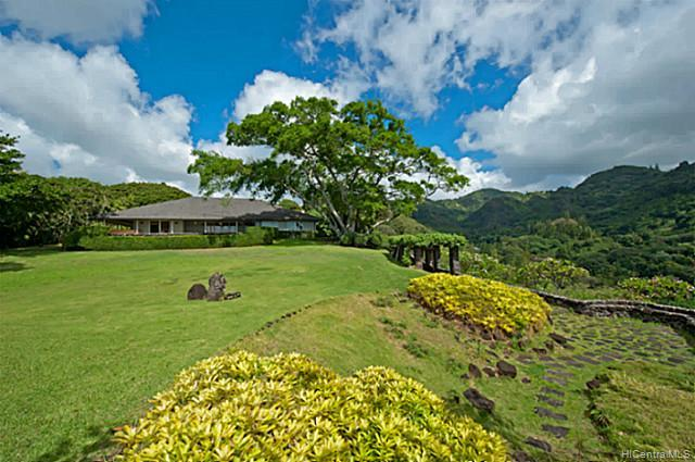 Ossipoff Home at 2447 Makiki Heights Drive