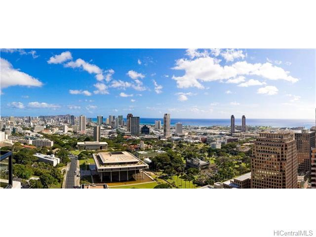 Pinnacle Honolulu Penthouse View