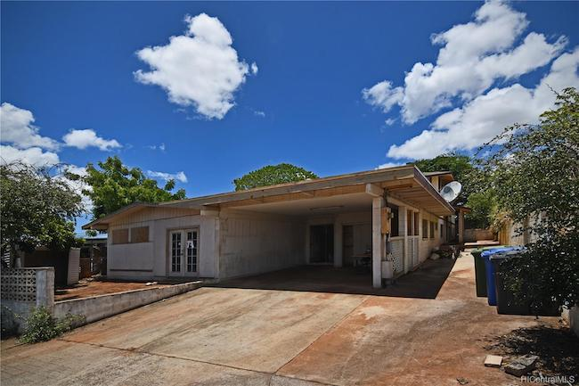 Waipahu Bank Owned Property