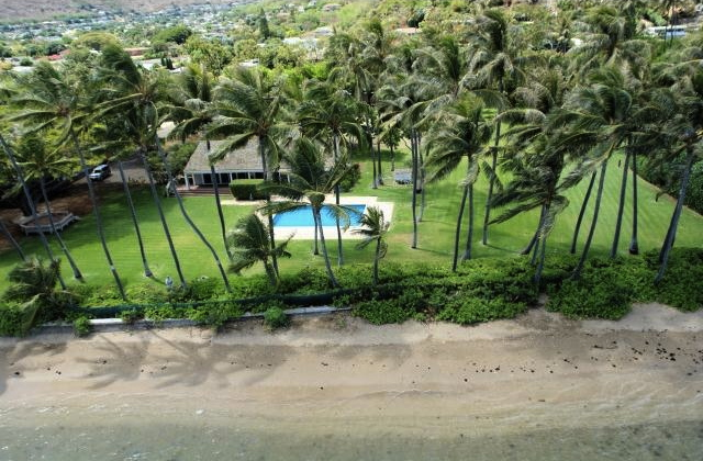 Aina Haina Beachfront Estate
