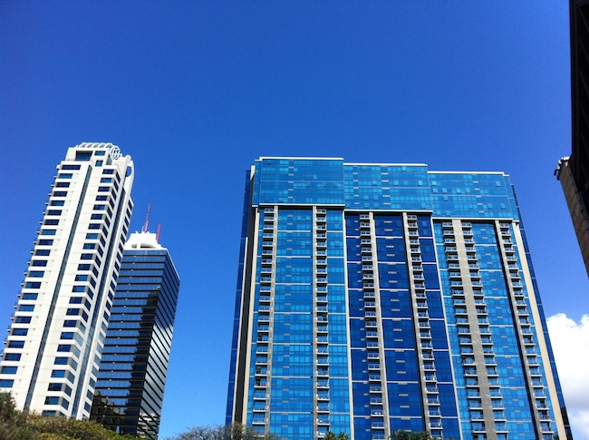 Capitol Place in Downtown Honolulu