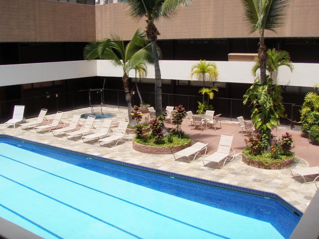 Executive Centre Pool