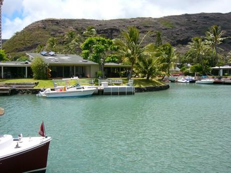 Marinafront Home in Hawaii Kai