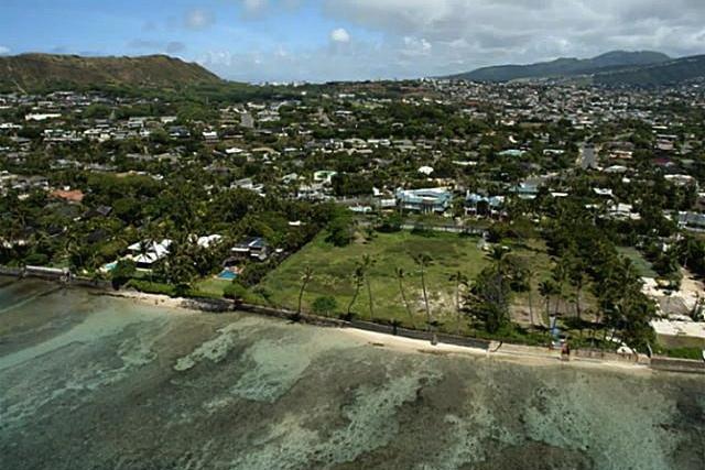 Kahala Oceanfront Estate