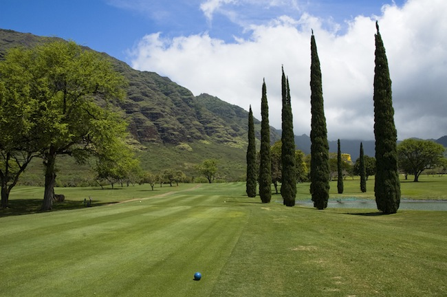 Makaha Golf Course