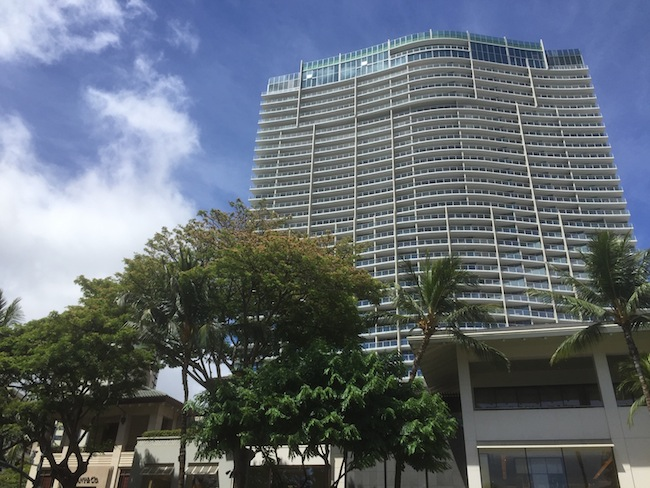Ritz-Carlton Waikiki Tower 1