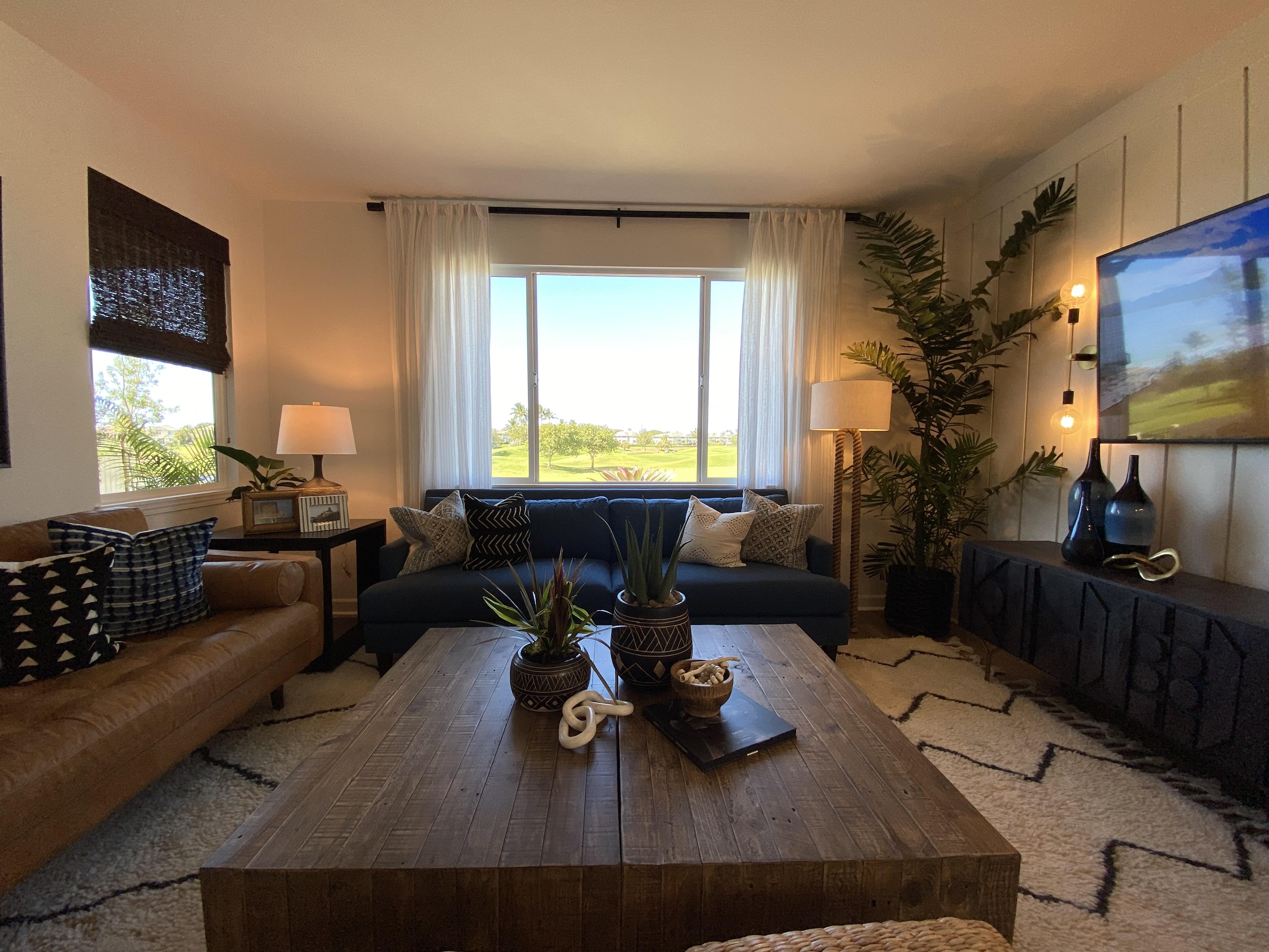 Kealii Living Room