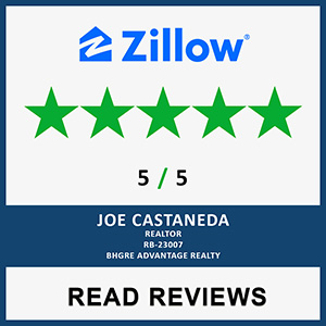 Zillow Joe Castaneda Reviews