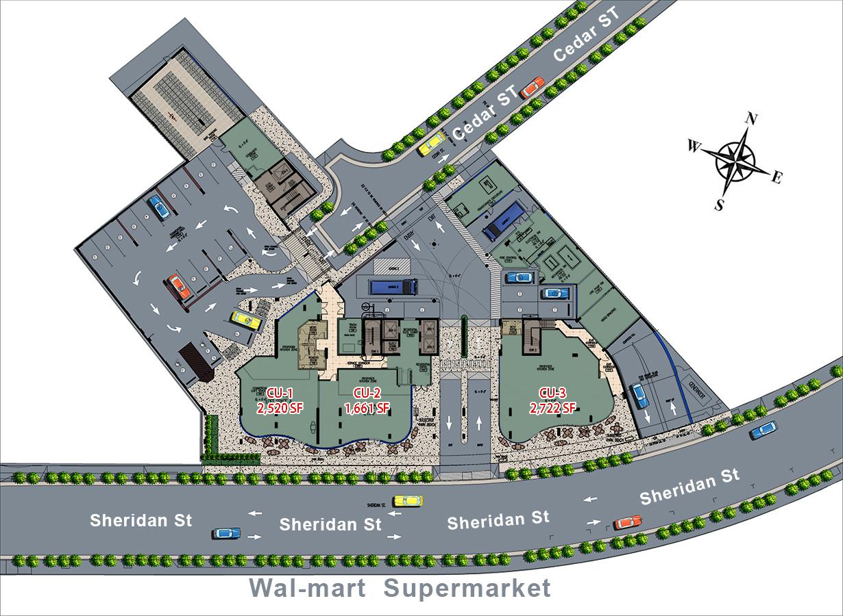Hawaii City Plaza Location