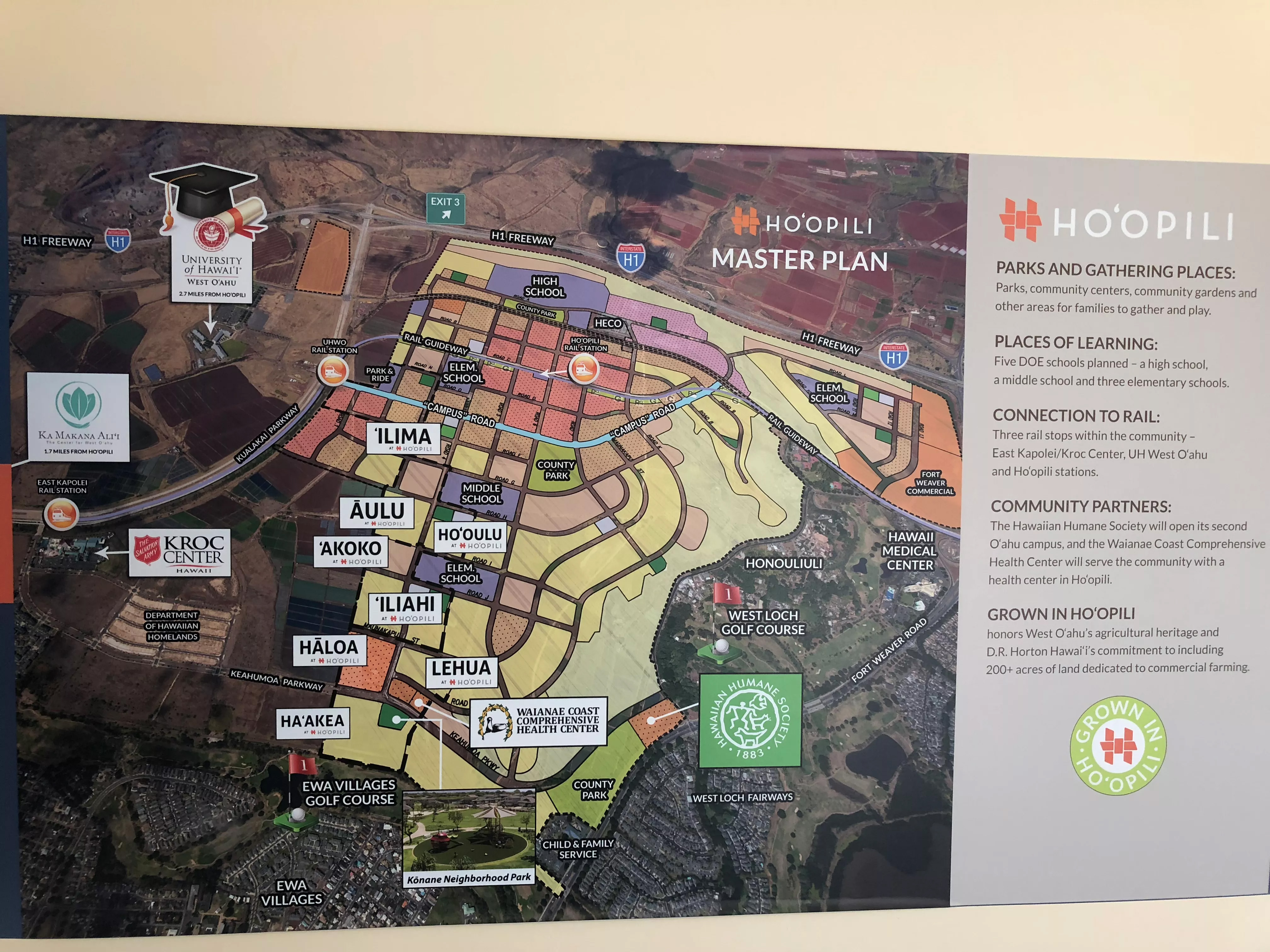 hoopili master plan map