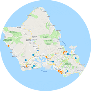 Halawa Real Estate Map Search