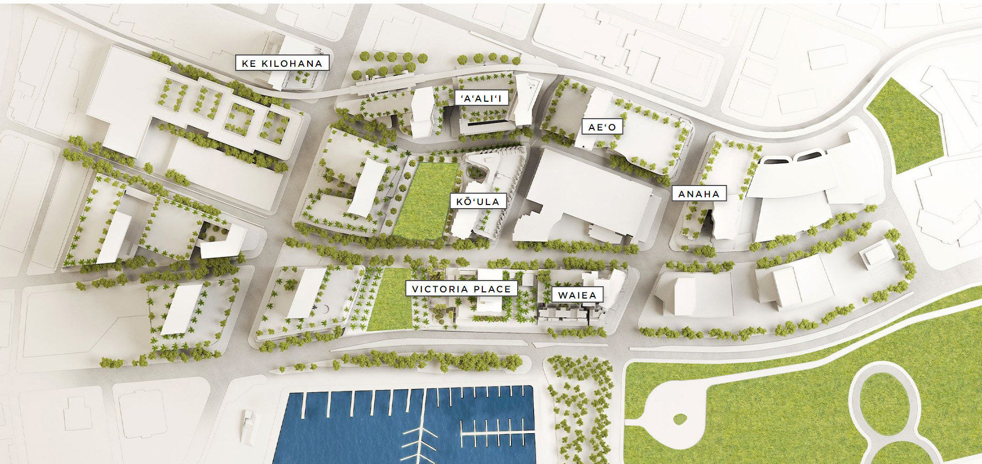 Ward Village Master Plan