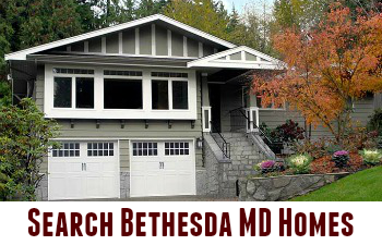 BETHESDA MD HOMES