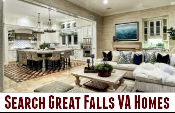 Great Falls VA Homes