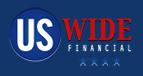 US Wide Financial Logo