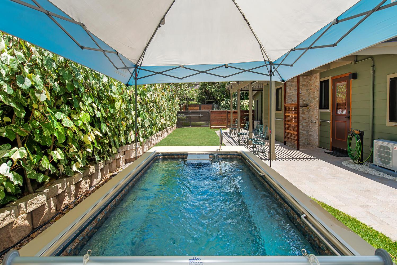 Pool - 812 N Kalaheo Ave #F, Kailua 96734