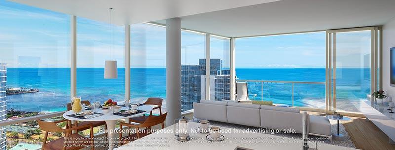 AEO Living Room 38th Floor
