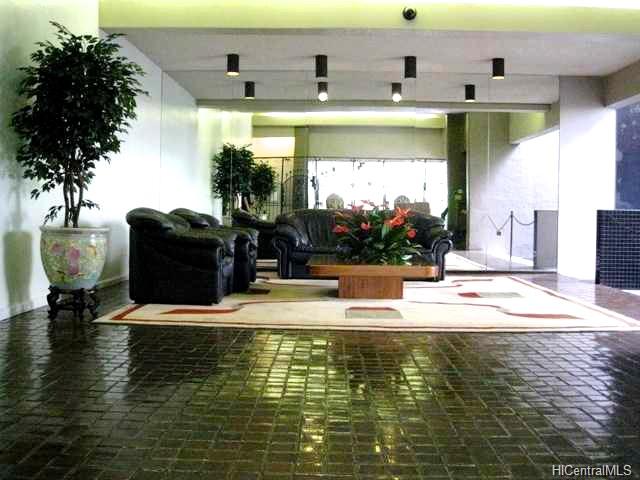Canterbury Place Lobby