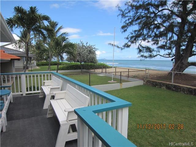 Deck View - 91-243 Ewa Beach Rd, Ewa Beach, Hawaii