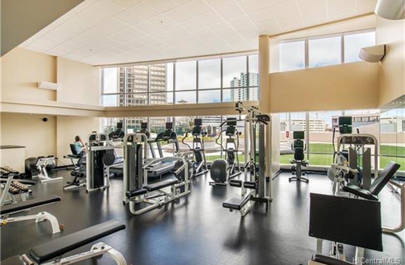 Moana Pacific Gym