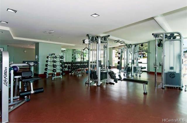 Hokua Condo Fitness Center