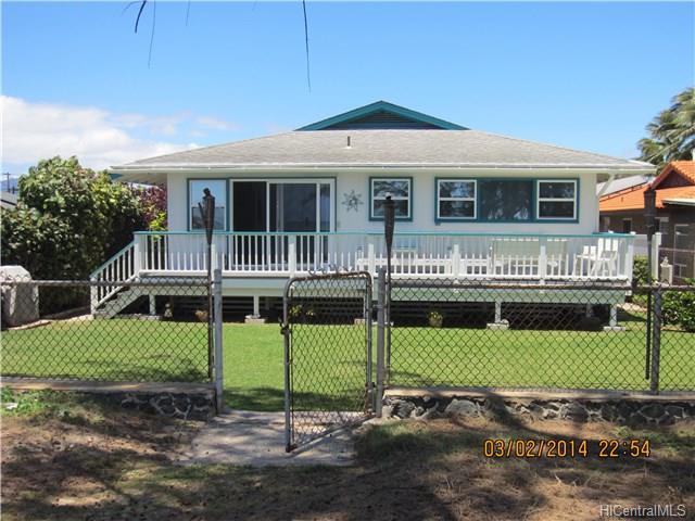Single Family House - 91-243 Ewa Beach Rd, Ewa Beach, Hawaii