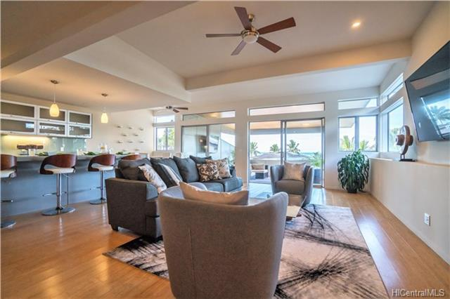 Kaneohe Home Living Room