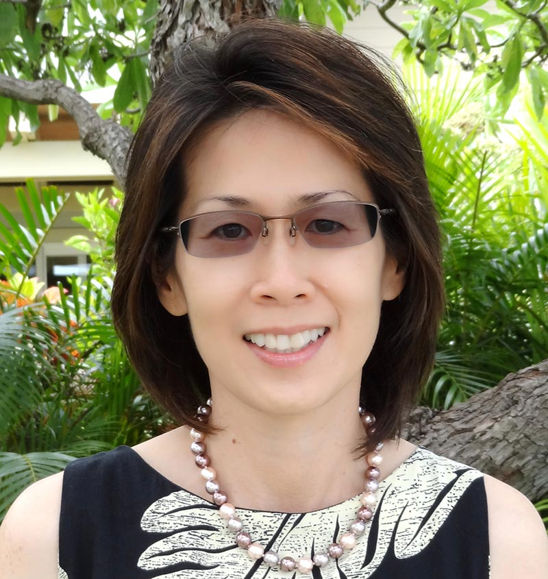 Pauline Shum - Hawaii Homes International Real Estate Agent