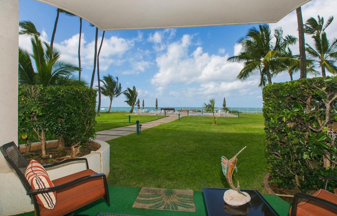 Oceanfront condo for under $400K