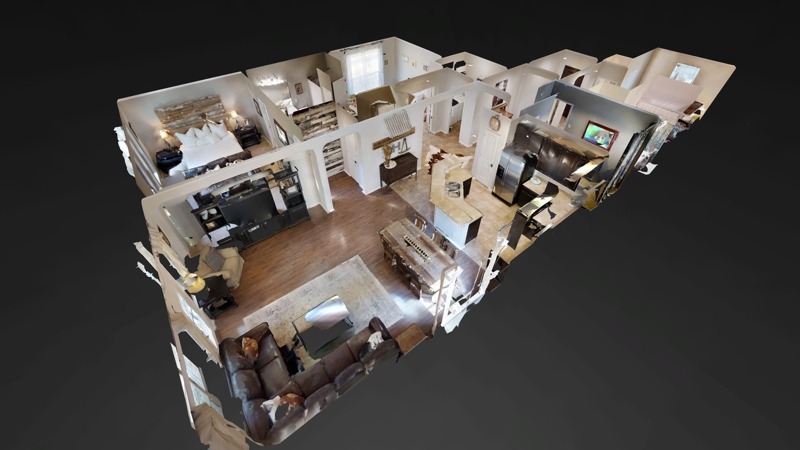 3D Virtual Reality Home Photography