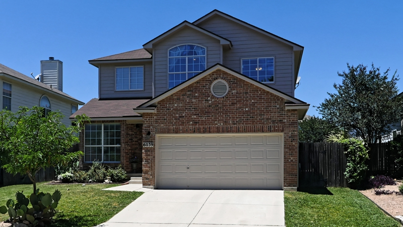6039 Wood Pass, San Antonio, TX 78249