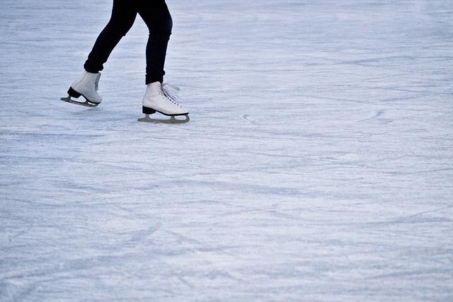 ice skating rink in san antonio at northwoods