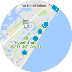 Bluffton Real Estate Map Search