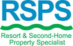 Resort & Second Home Property Specialist Logo