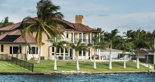 Homes Over $10 Million