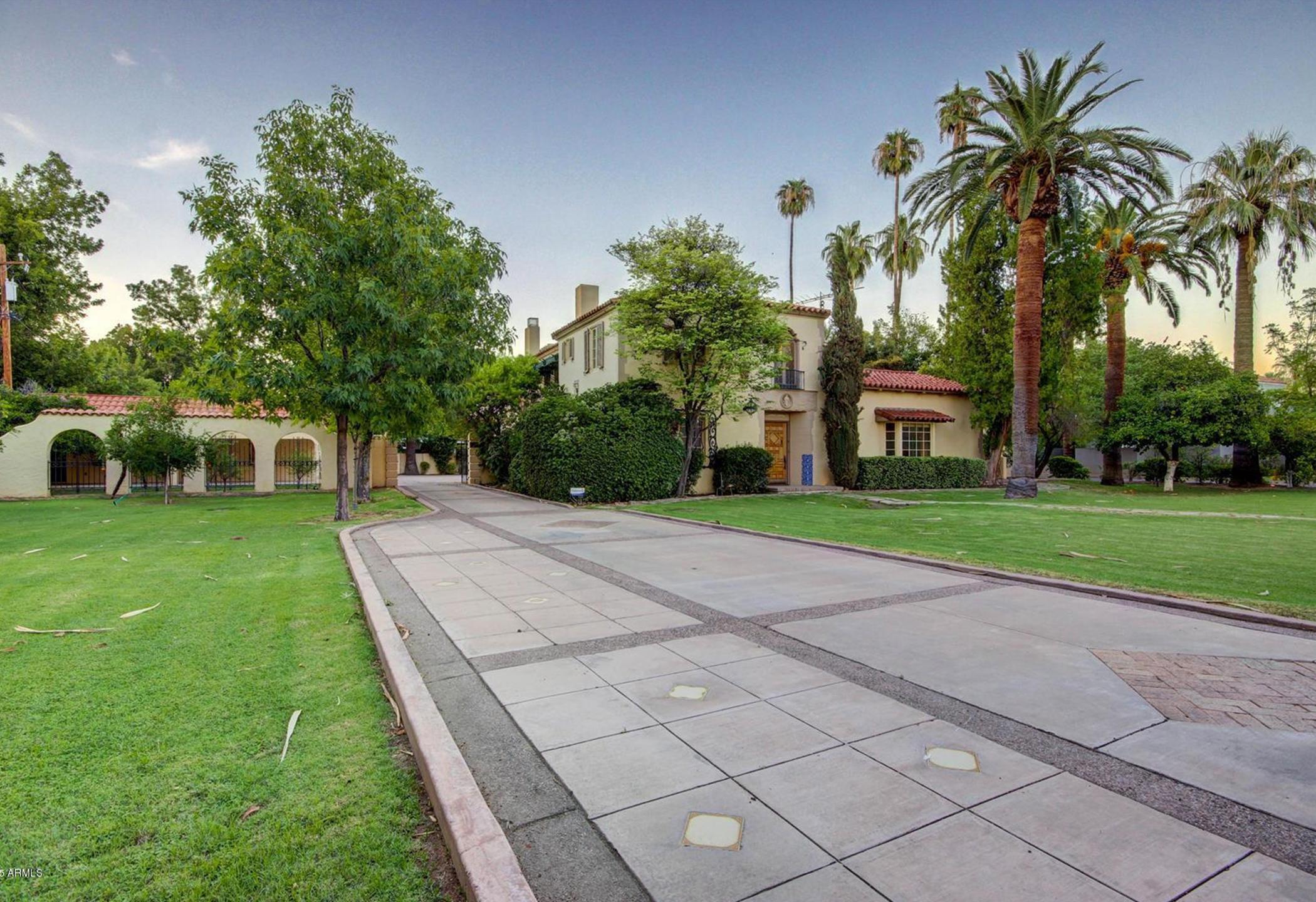 The Alvarado Historic District Real Estate For Sale In