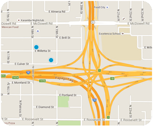 Brentwood Interactive Map Search